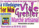 Vide-Greniers de Villedaigne