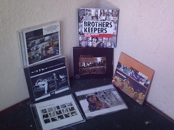 CD rares de groupes avec XAVIER NAIDOO
