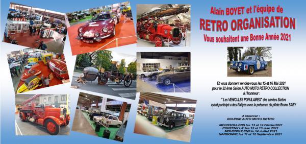Salon auto moto retro collection de Nîmes