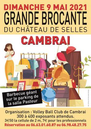 Brocante - Vide-Greniers de Cambrai