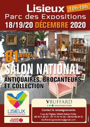 Salon Antiquités Brocantes Toutes Collections de Lisieux