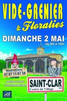 Vide-Greniers de Saint-Clar