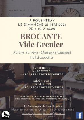 Brocante - Vide-Greniers de Folembray