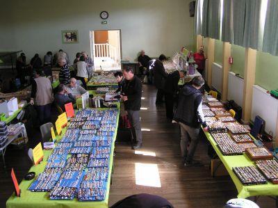 Salon des Collectionneurs de Fèves des Rois de Tramayes