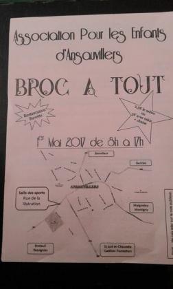 Brocante - Vide-Greniers - Ansauvillers
