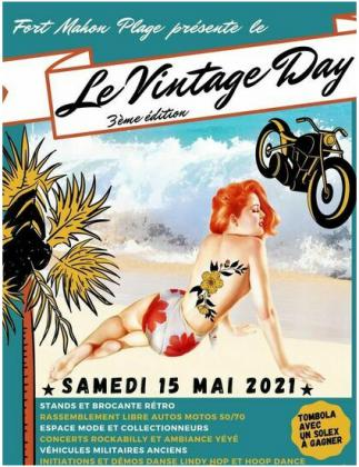 Fort-Mahon-Plage Vintage Day