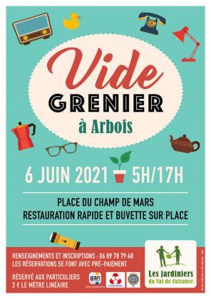 Vide-Greniers - Arbois