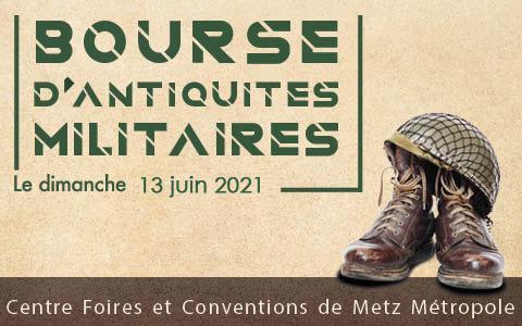 Bourse d'antiquités militaires de Metz