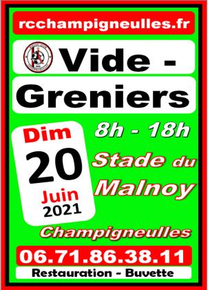 Vide-Greniers de Champigneulles