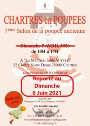 Chartres en Poupées
