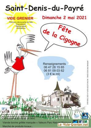 Fête de la Cigogne de Saint-Denis-du-Payré