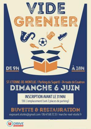 Vide-Greniers de Saint-Étienne-de-Montluc
