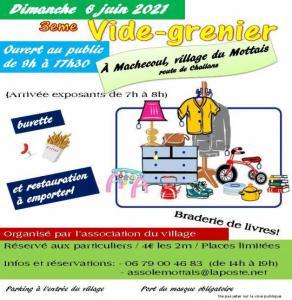 Vide-Greniers de Machecoul-Saint-Même