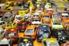Bourse d'échanges de voitures miniatures de Mourioux-Vieilleville