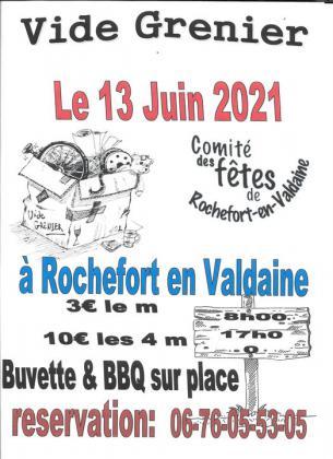 Vide-Greniers de Rochefort-en-Valdaine