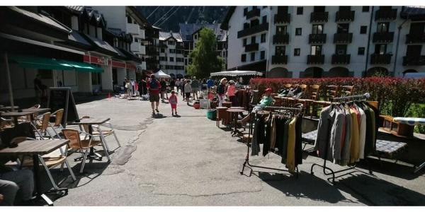 Brocante de Chamonix-Mont-Blanc