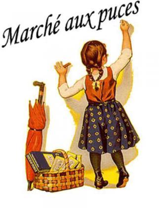 Marche aux puces de Strasbourg