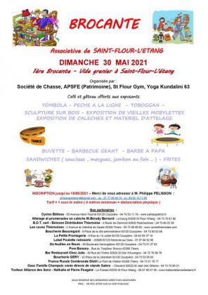 Brocante Vide-Greniers de Saint-Flour