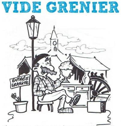 Brocante Vide-Greniers de Gergy