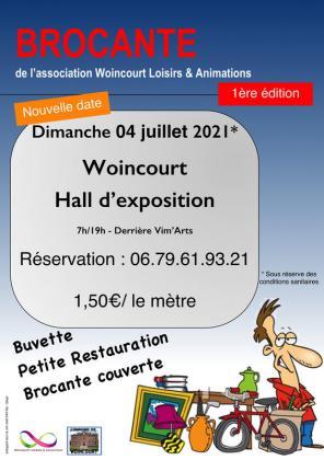 Brocante Vide-Greniers de Woincourt