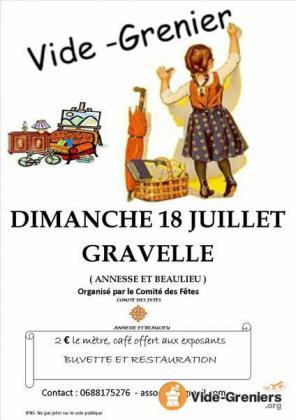 Vide-Greniers - Annesse-et-Beaulieu