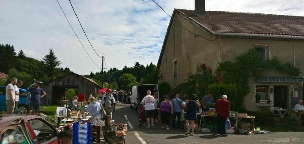 Vide-Greniers de Fontaine-lès-Clerval
