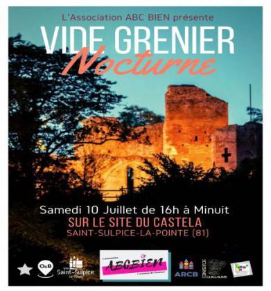 Vide-Greniers de Saint-Sulpice-la-Pointe