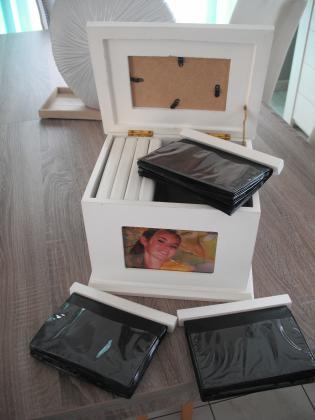 Boîte de rangement 280 photos