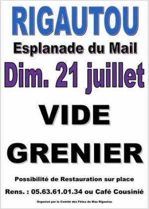 Vide-Greniers de Pont-de-Larn