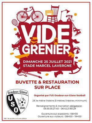 Vide-Greniers - Oradour-sur-Glane