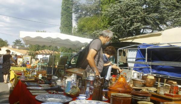 Antiquités, vintage, Brocante de Ménerbes