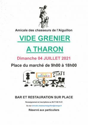Vide-Greniers de Saint-Michel-Chef-Chef