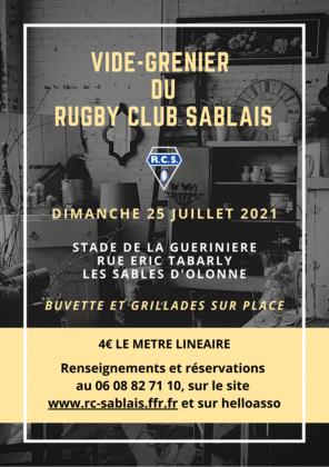 Vide-Greniers - Les Sables-d'Olonne