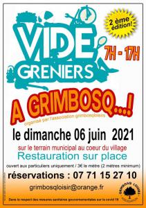 Vide-Greniers de Grimbosq