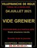 Vide-Greniers de Villefranche-de-Rouergue