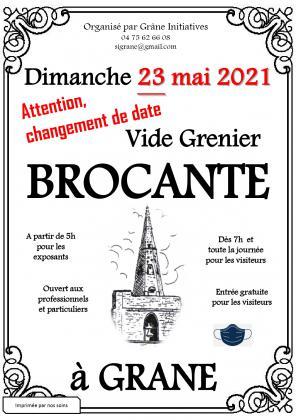Brocante - Vide Grenier