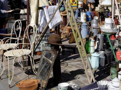 Brocante Vide-greniers de La Couarde-sur-Mer