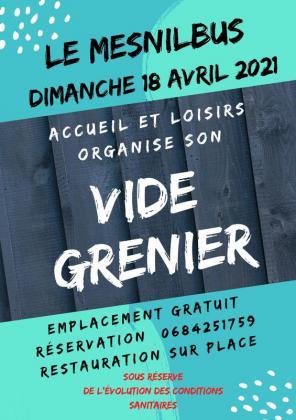 Vide-Greniers - Le Mesnilbus