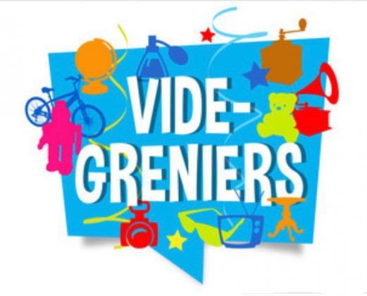 Vide-Greniers - Le Busseau