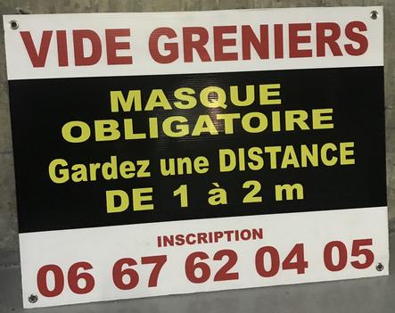 Brocante Vide-greniers de Paris 20