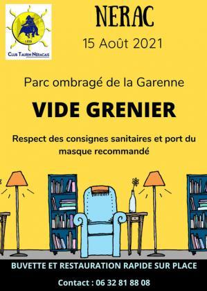 Vide-Greniers de Nérac