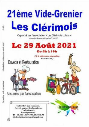 Vide-Greniers - Les Clérimois