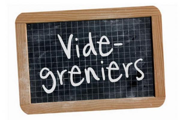 Vide-Greniers de Saint-Diéry