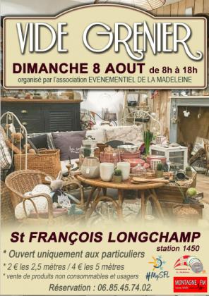 Vide-Greniers de Saint François Longchamp