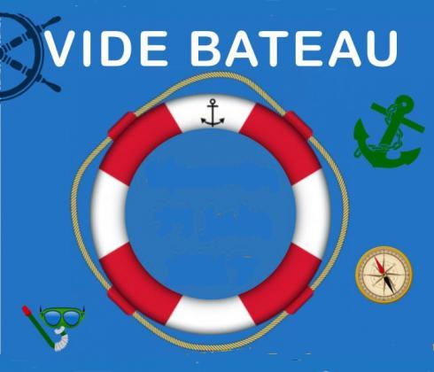 Vide bateau de Sarzeau