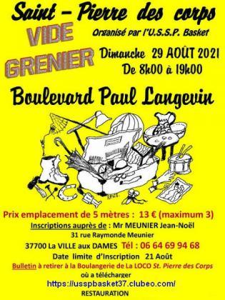 Vide-Greniers de Saint-Pierre-des-Corps