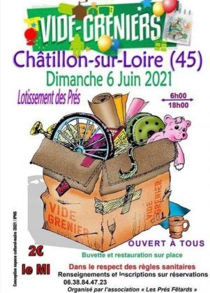 Vide-greniers de Châtillon-sur-Loire