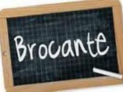 Brocante de Brantôme en Périgord