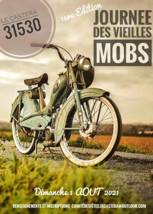 Journée des vieilles Mobs - Le Castéra