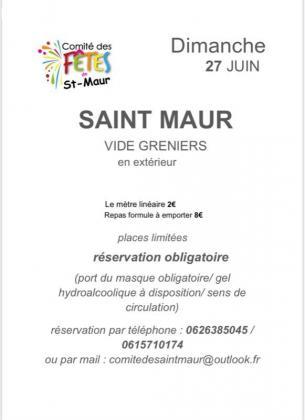 Vide-greniers de Saint-Maur